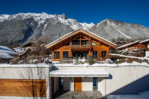 Casale di lusso in affito CHAMONIX MONT BLANC, 240 m²,