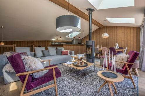 Maison de luxe à vendre COURCHEVEL, 126 m², 4 Chambres, 1850000€
