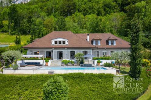 Maison de luxe à vendre VEYRIER DU LAC, 450 m², 7 Chambres, 6000000€