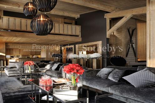 Chalet de luxe à louer DEMI QUARTIER, 280 m², 8 Chambres,