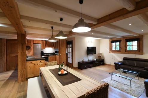 Квартира класса люкс в аренду Межев, 96 м², 3 Спальни,