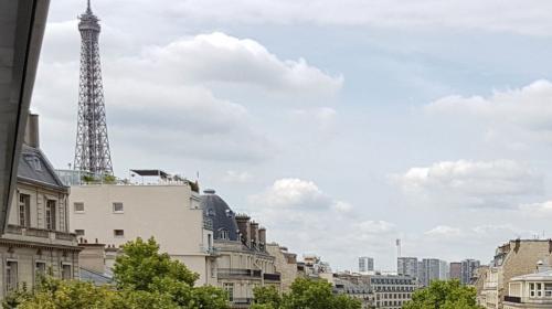 Luxus-Wohnung zu vermieten PARIS 16E, 24 m², 1550€/monat