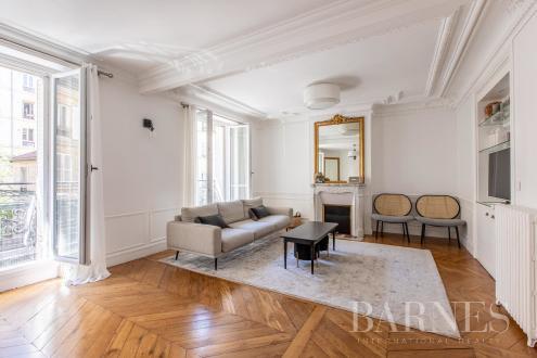 Luxury Apartment for sale PARIS 17E, 90 m², 2 Bedrooms, €1195000