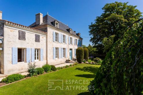 Maison de luxe à vendre SAINTES, 247 m², 7 Chambres, 589000€