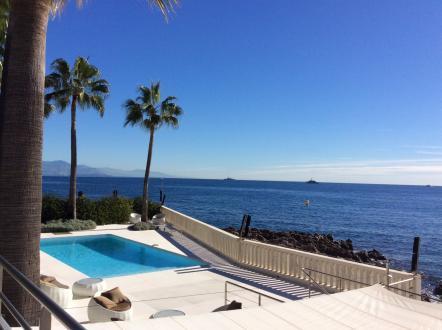 Maison de luxe à louer CAP D'ANTIBES, 300 m², 5 Chambres,
