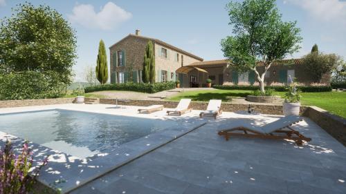 Luxury House for sale GORDES, 275 m², 5 Bedrooms, €2100000