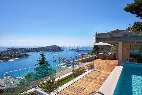 Luxe Villa te koop VILLEFRANCHE SUR MER, 1000 m², 8 Slaapkamers, 9000000€