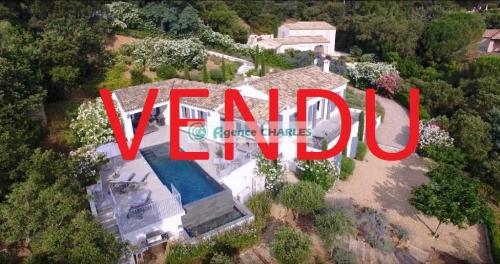 Villa de luxe à vendre LA CROIX VALMER, 250 m², 4 Chambres, 1780000€