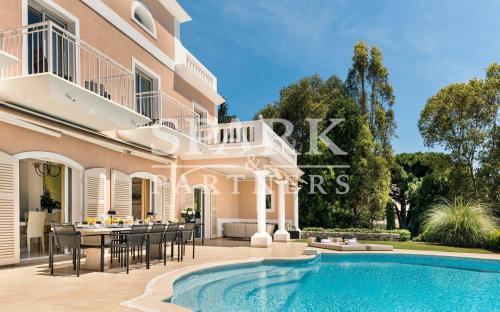 Luxus-Haus zu vermieten CAP D'AIL, 4000 m², 5 Schlafzimmer,