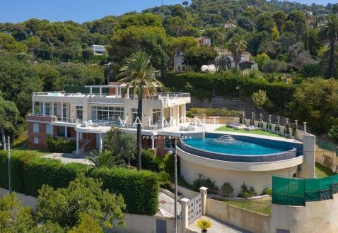 Luxus-Villa zu verkaufen CANNES, 712 m², 6 Schlafzimmer, 15000000€