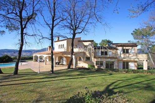 Maison de luxe à vendre MOUANS SARTOUX, 300 m², 5 Chambres, 2300000€