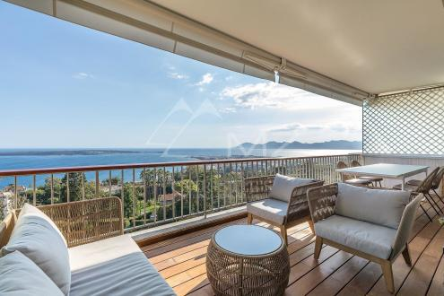 Luxus-Wohnung zu verkaufen CANNES, 95 m², 3 Schlafzimmer, 1530000€