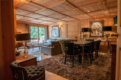 Luxury Apartment for rent COURCHEVEL, 3 Bedrooms,