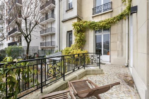 Luxus-Wohnung zu verkaufen PARIS 16E, 251 m², 5 Schlafzimmer, 3500000€