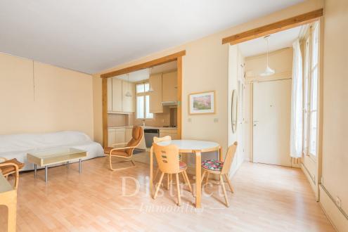 Квартира класса люкс на продажу  Париж 6ой, 55 м², 2 Спальни, 912000€