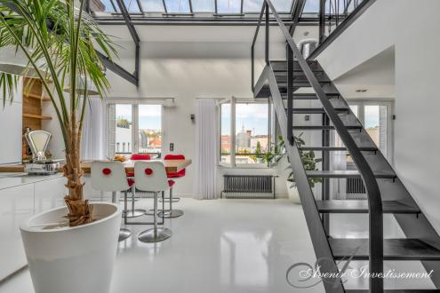 Квартира класса люкс на продажу  Лион, 105 м², 2 Спальни, 599000€