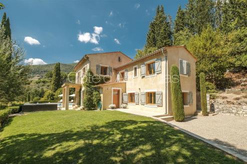 Luxus-Villa zu verkaufen GRASSE, 250 m², 5 Schlafzimmer, 1290000€