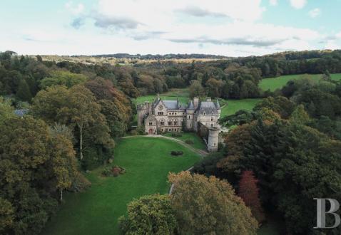 Luxury Castle for sale CHERBOURG OCTEVILLE, 1100 m², 12 Bedrooms, €2200000