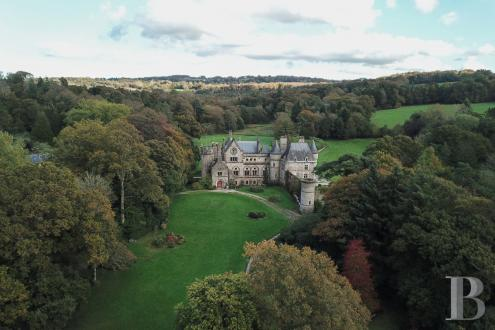 Luxury Castle for sale CHERBOURG OCTEVILLE, 1100 m², 12 Bedrooms, € 2 200 000