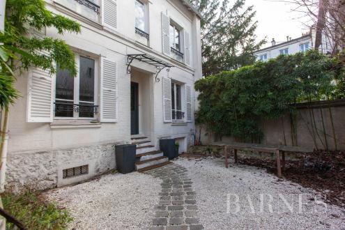 Luxus-Haus zu vermieten NEUILLY SUR SEINE, 125 m², 5 Schlafzimmer, 5000€/monat
