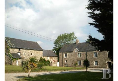 Luxury Castle for sale COUTANCES, 730 m², 6 Bedrooms, €585000