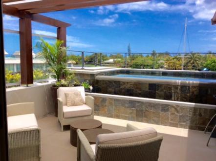 Luxus-Wohnung zu verkaufen Mauritius, 220 m², 3 Schlafzimmer, 1243590€