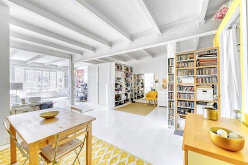 Luxury Loft for sale LE PRE SAINT GERVAIS, 75 m², 1 Bedrooms, €559000