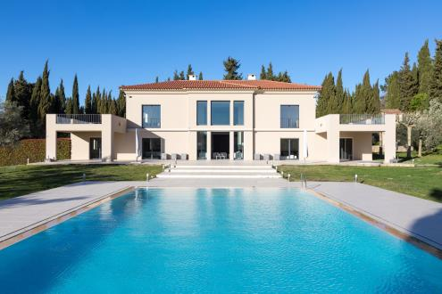 Luxury House for rent MOUGINS, 450 m², 4 Bedrooms,