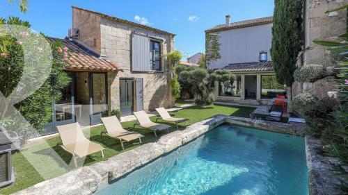 Maison de luxe à vendre MAUSSANE LES ALPILLES, 245 m², 4 Chambres, 1800000€