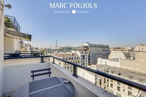 Appartamento di lusso in vendita PARIS 8E, 34 m², 710000€