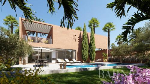 Villa de luxe à vendre MARRAKECH, 314 m², 4 Chambres, 458500€