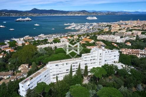Appartement de luxe à vendre SAINT TROPEZ, 119 m², 2 Chambres, 1295000€