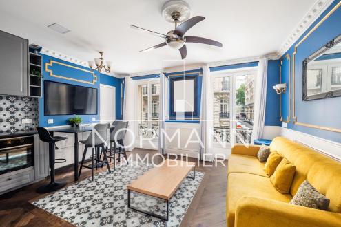 Luxury Apartment for sale PARIS 17E, 60 m², 2 Bedrooms, €785000