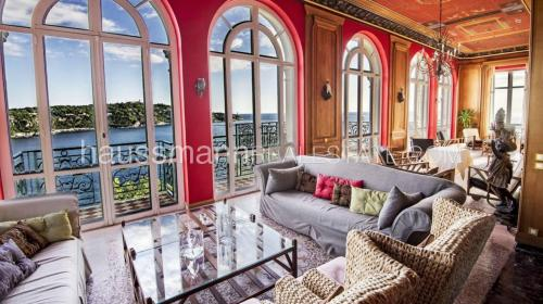 Luxury House for rent VILLEFRANCHE SUR MER, 1200 m², 16 Bedrooms,