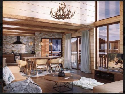 Casale di lusso in vendita COMBLOUX, 137 m², 4 Camere, 899900€