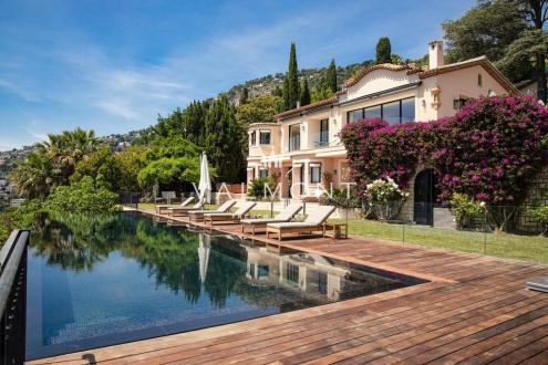 Luxus-Haus zu vermieten VILLEFRANCHE SUR MER, 543 m², 8 Schlafzimmer,