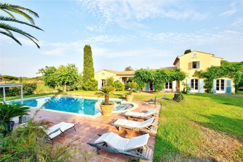 Maison de luxe à vendre SAINT TROPEZ, 228 m², 5 Chambres, 6825000€