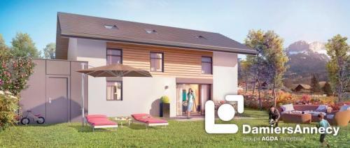 Luxus-Haus zu verkaufen VILLAZ, 119 m², 4 Schlafzimmer, 559500€