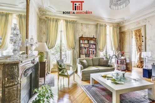 Appartement de luxe à vendre PARIS 8E, 151 m², 4 Chambres, 1950000€