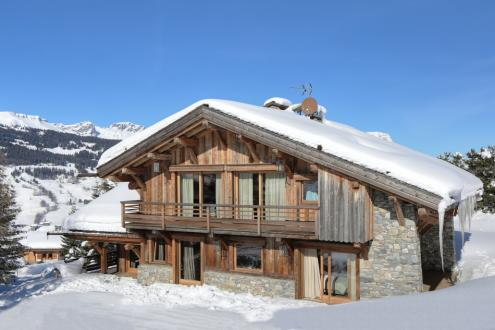 Luxury Chalet for rent MEGEVE, 300 m², 5 Bedrooms,