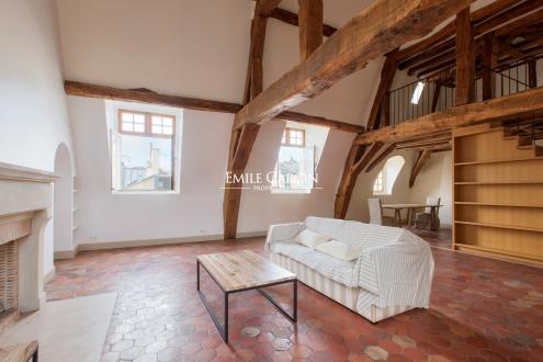 Luxus-Wohnung zu vermieten PARIS 4E, 182 m², 5 Schlafzimmer, 7800€/monat