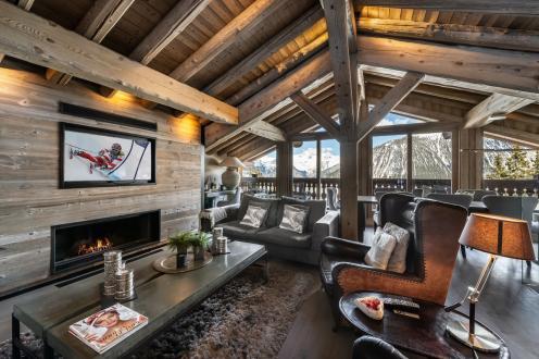 Luxus-Chalet zu verkaufen COURCHEVEL, 301 m², 5 Schlafzimmer