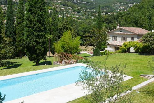 Luxury Property for sale GRASSE, 320 m², 5 Bedrooms, €2450000