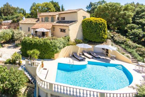 Luxury Villa for sale VALLAURIS, 250 m², 4 Bedrooms, €1290000