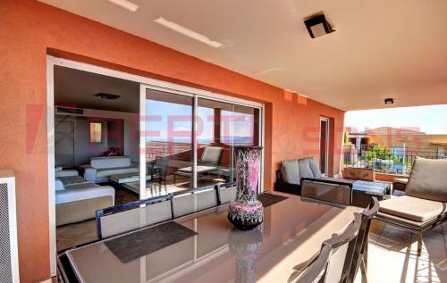 Appartement de luxe à vendre MANDELIEU LA NAPOULE, 128 m², 3 Chambres, 798000€