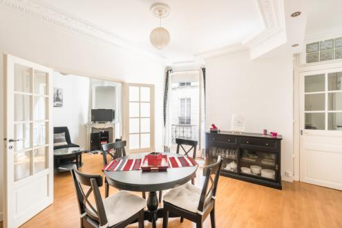 Luxus-Wohnung zu verkaufen PARIS 16E, 56 m², 1 Schlafzimmer, 650000€