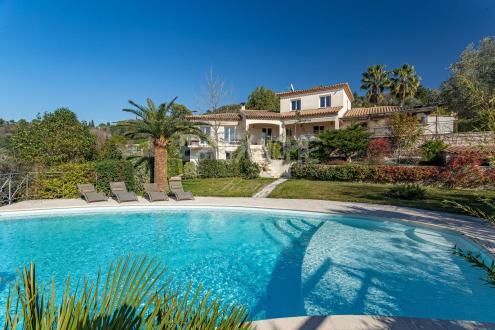 Luxury Villa for sale MOUANS SARTOUX, 280 m², 3 Bedrooms, €1380000