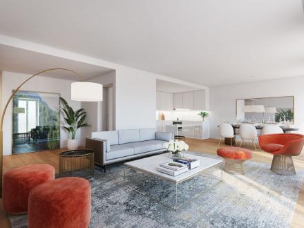 Appartement de luxe à vendre Portugal, 142 m², 3 Chambres, 855000€