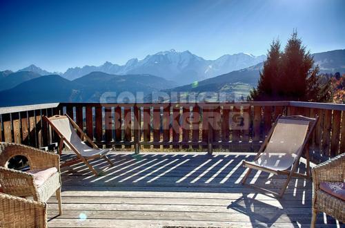 Luxus-Chalet zu verkaufen COMBLOUX, 215 m², 6 Schlafzimmer, 1660000€
