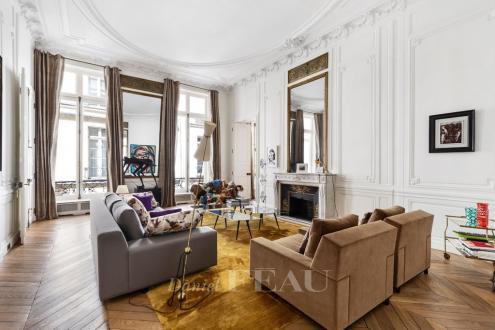 Appartement de luxe à vendre PARIS 7E, 183 m², 3 Chambres, 5600000€